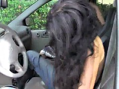 Topless Car Revers