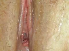 Wet orgasm