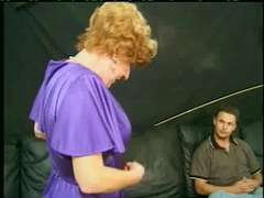 Mature Mother Diane Richards Gets Overcharged With Dick