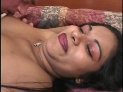 A Gorgeous Indian Gal Fucked