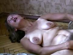 Alpha Bitch Olga(39y.o.) - masturbation