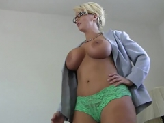 You are addicted to my booty in panties JOI