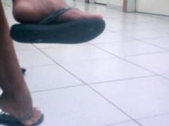 Leie, Fußfetisch