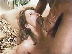 Pijpbeurt, Sperma in mond, Interraciaal