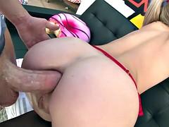 Arya Fae deepthroat and anal