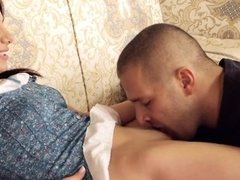 Nice kitten gapes wet muff and gets devirginized