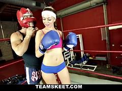 Training With Stella XXX