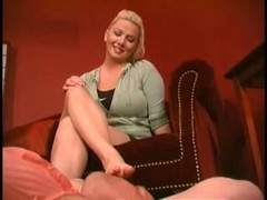 crave her stinky feet