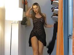 TS dream girlfriend Claudia Fifer