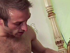 Curvy pornstar gets pounded hardcore from reverse
