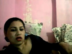 Desi Super boobs  aunty naked show for fans