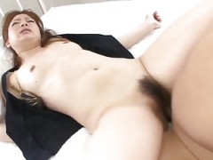 Wife Yukina Momose terrific sex in bed with a stranger