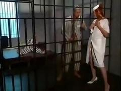 Gevangenis, Verpleegster, Roodharige vrouw