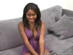 Candice Nicole Creampie Ebony