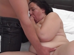 Attractive hoe moms fucked by young guys