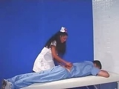 Ebony Nurse C5m