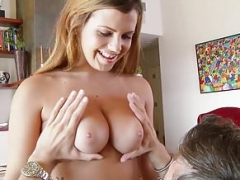 Brazzers - Baby Got Jugs - Keisha Grey and Mick Blue -  Tha