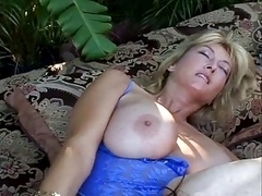 Outdoor Sex Area With mom.