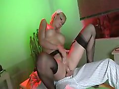 Busty nurse Tarra White gives her patient and good, hot fuck