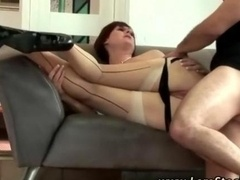Mature stocking suck and moreover fuck couple