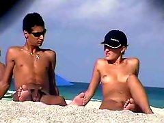 Playa, Nudista
