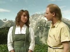 Deutsch, Behaart, Retro, Vintage
