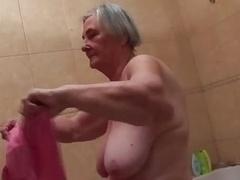 Ancient Granny Still Loves Sex
