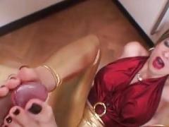 Amateur, Fétiche des pieds, Branlette thaïlandaise, Pov