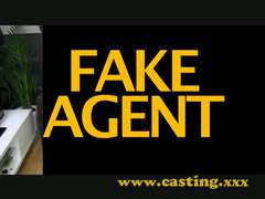 Audition - The Fake Agent falls in enjoy