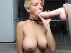 Amateur, Blonde, Fétiche, Jouets, Webcam