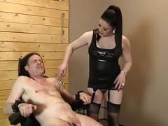 Sensual Torture by Dominatrix Sarah Kelly - Screaming whore