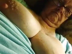 Huge titted granny Dorothy