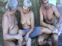 OmaHoteL Hot Grandma Admiring Sexual Life