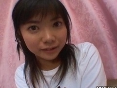 Immature And furthermore Shy Japanese 18-19 year-old chicks Is Giving A Immaculate Dick sucking