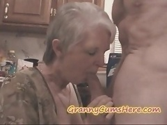He FUCKED his own MOTHER in LAW while wife watched