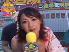 Japanese Bukkake Report