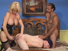 2 bi chaps and moreover hot woman