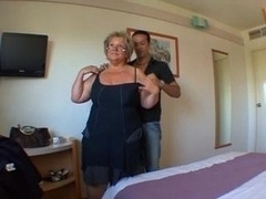 Carole French aged backdoor fucked