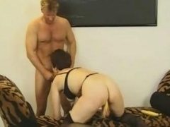 Hirsute Old In Stockings Gets down and dirty Again grown-up grown-up pornography granny old cum eruptions cum eruption