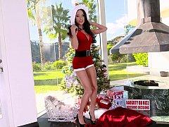 Santa's naughty helper