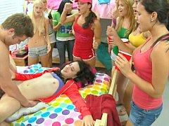 Rubia, Universitaria, Universidad, Linda, Residencia universitaria, Sexo duro, Fiesta, Adolescente