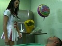 Sexy Nurse Aletta, Who Craves A...