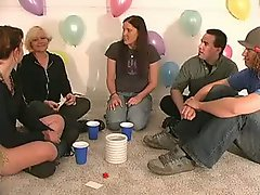 Inexperienced funny party
