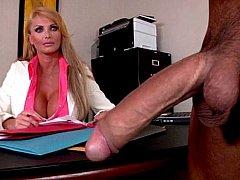 Большой член, Блондинки, Без одежды, Ласковые ручки, Зрелые, В офисе