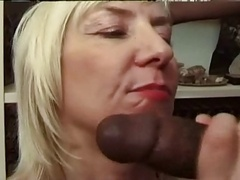 french mature granny get bbc backdoor culo troia
