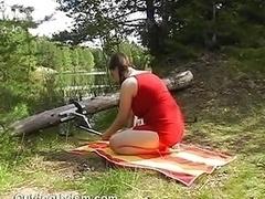 Outdoor Make love Machine
