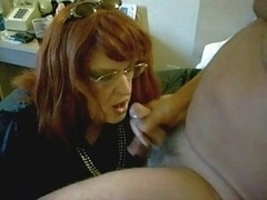 Aroused Wife Eating My Cum. Home M...