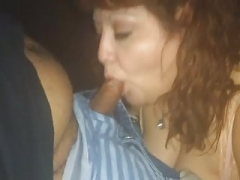 Rae Lynn gives bj some more part 3