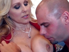 Julia's husband viewing her getting pounded by other men