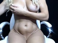 DaringSex Sizeable Jugs Babe in Lingerie Pleasured by Hot J